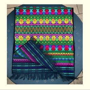 Guatemalan Small Table Runner